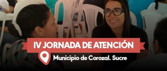 IV Jornada de Atención al Consumidor Dirigida al Municipio de Corozal-Sucre.