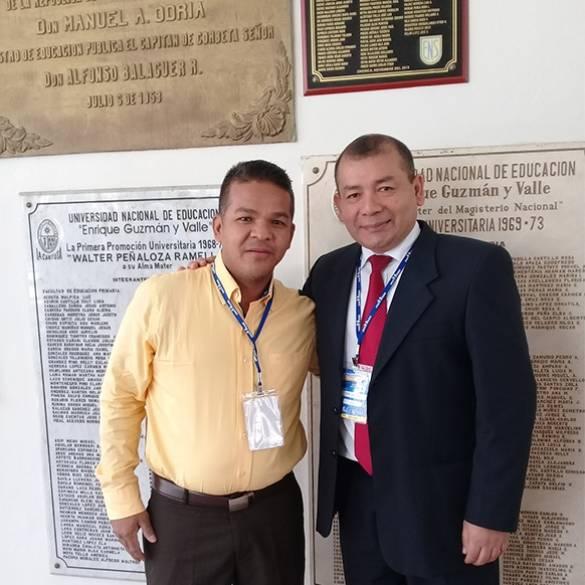 Congreso en Perú