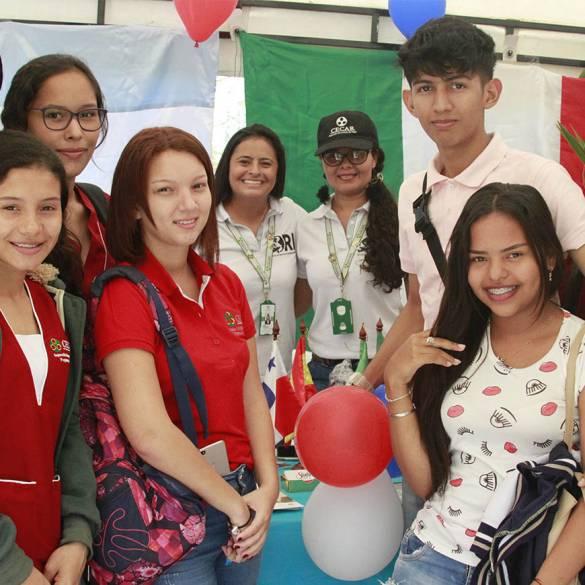 IV Feria de Oportunidades para Aprender inglés