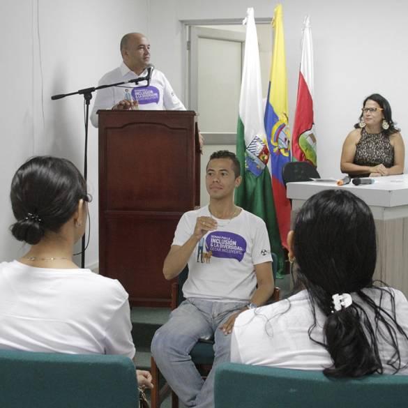 CECAR celebró Semana por la Inclusión y la Diversidad: CECAR Incluyente