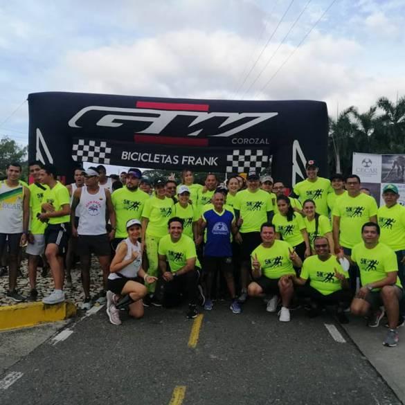 Carrera Atlética 5K