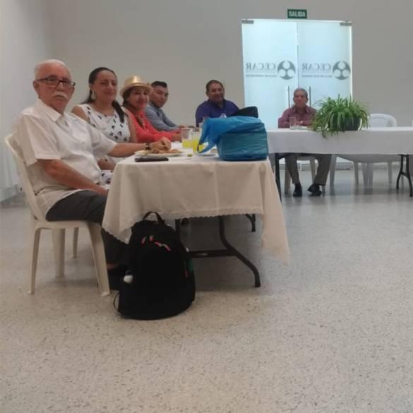 Círculo de Escritores Cecarenses un camino que se consolida desde la Academia