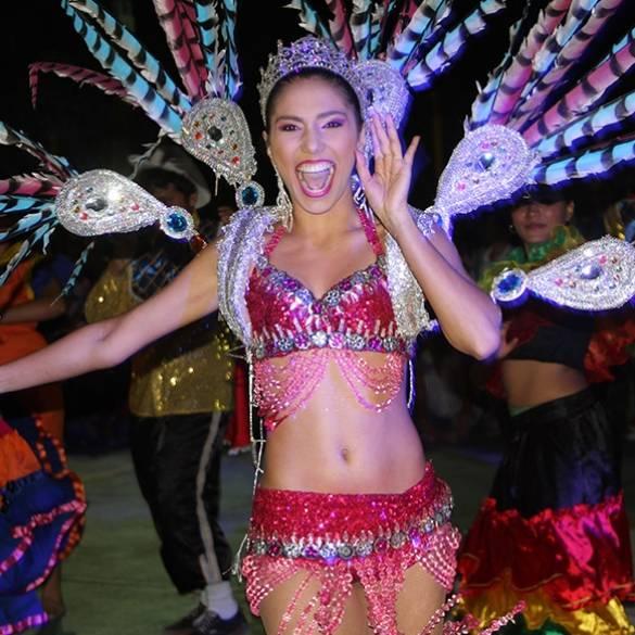 Cultura, folclor y jolgorio en CECAR
