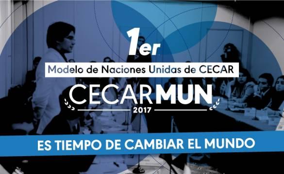 1er Modelo de Naciones Unidas de CECAR - CECARMUN