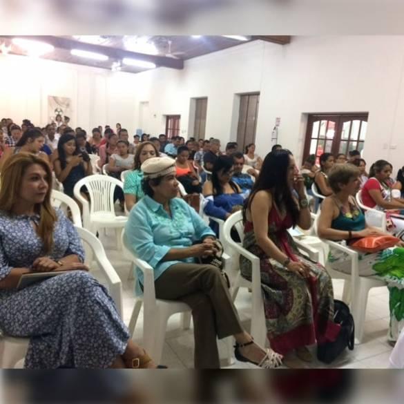 Recital de Mujeres Poetas del Caribe