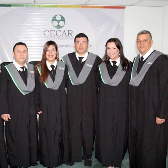 Grados en CECAR