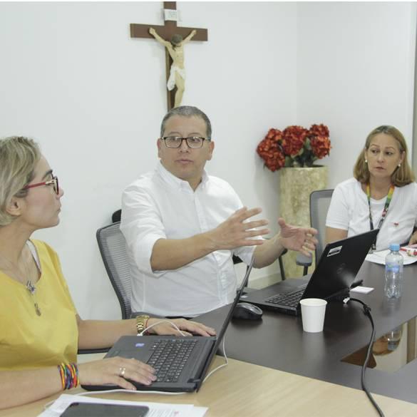 CECAR, socio estratégico de Proyecto CRECE Mujer en Sucre