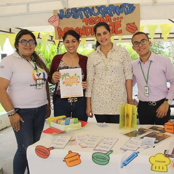 Feria Técnicas de Aprendizaje Los Ingredientes del Saber