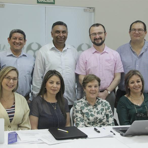 En CECAR se celebró aniversario de la Red Caribe de Investigación en Administración y Organizaciones