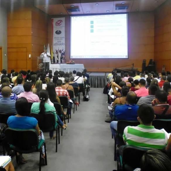 Inducción exitosa en el Centro de Atención Tutorial de Villavicencio
