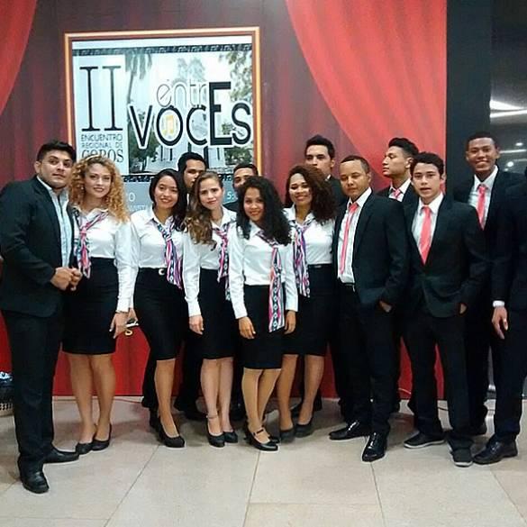 CECAR participó en Encuentro Regional de Coros