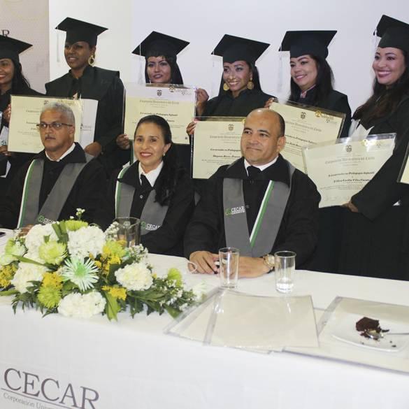 Extensión Montería celebró sus últimos grados 2019