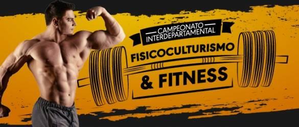 Campeonato Interdepartamental de Fisicoculturismo y Fitness