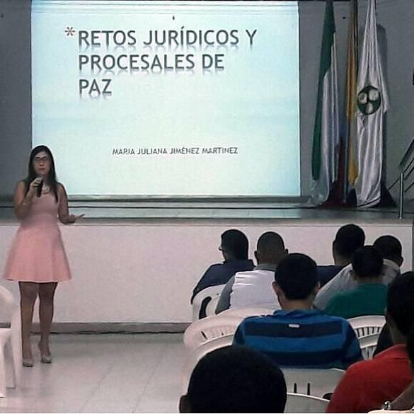 Retos Procesales y Jurídicos del Acuerdo de Paz