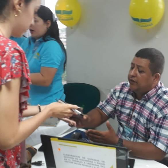 Estudiantes participan en Encuentro Departamental de Semilleros