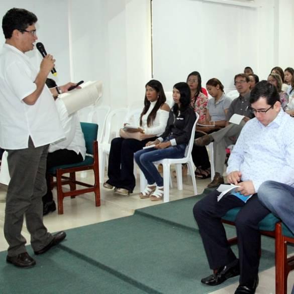 Encuentro de Egresados de Contaduría Pública