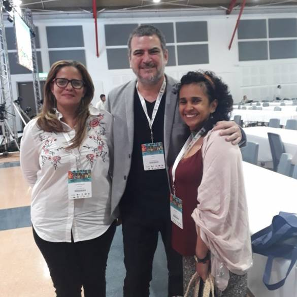 Docentes participan en Congreso Internacional de Política Educativa