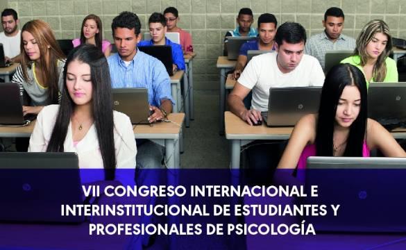VII Congreso Internacional e Interinstitucional de estudiantes y profesionales de Psicología