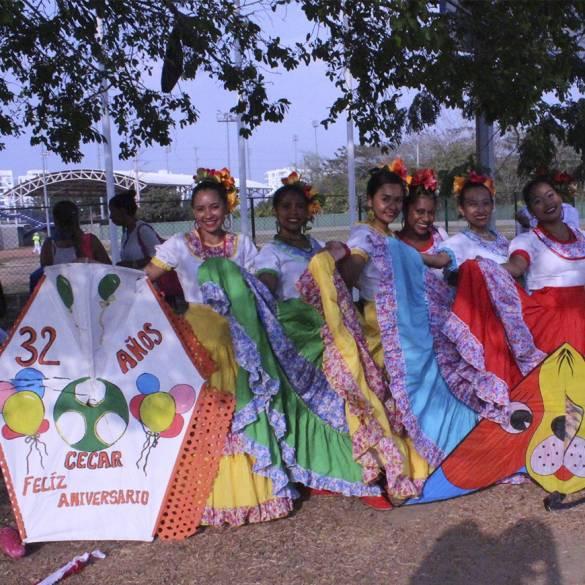 Festival del Barrilete en Extensión Montería