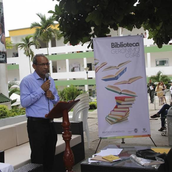 Biblioteca apoyó Encuentro Internacional de Escritores
