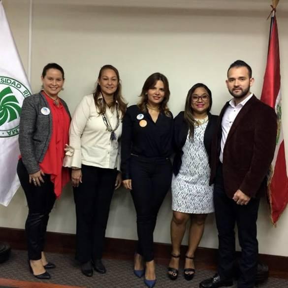 CECAR, en misión académica para la internacionalización