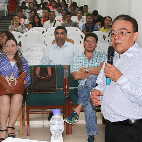 Focus Group con Empresarios de Sucre