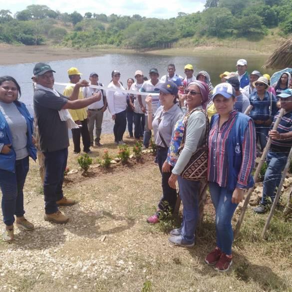 CECAR respalda iniciativa social de campesinos morroanos