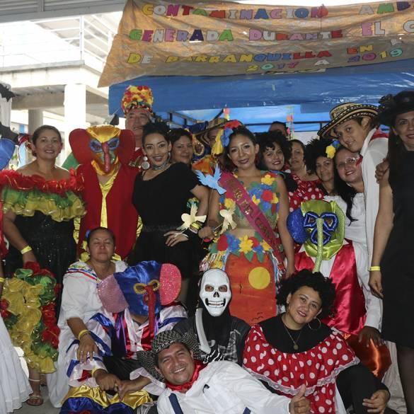 La Región Caribe se toma al CAT Villavicencio con la Jornada Académica, Cultural y Deportiva.