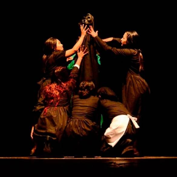 CECAR obtiene tercer puesto en Festival Regional de Teatro