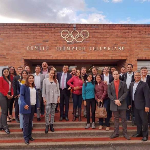 Encuentro Nacional de Cátedras Olímpicas