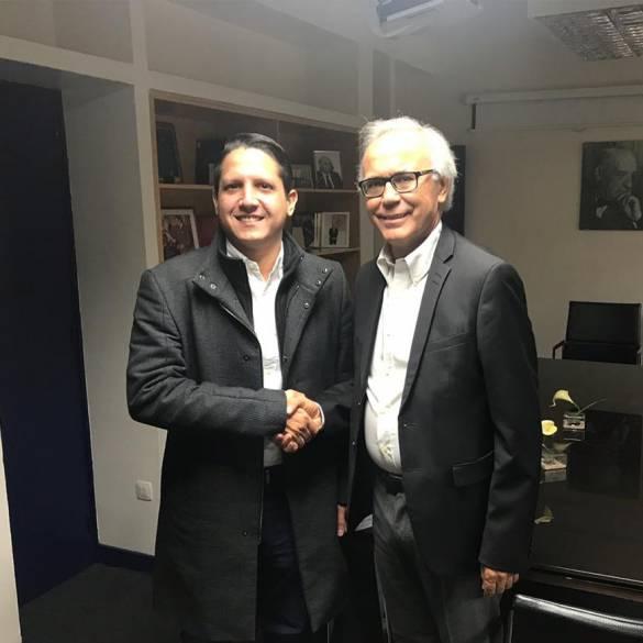 CECAR oficializa convenio con la Fundación José Ortega y Gasset - Gregorio Marañón (FOM) de España