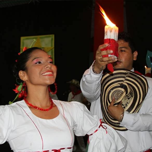 Derroche de talento en CECAR, Extensión Montería