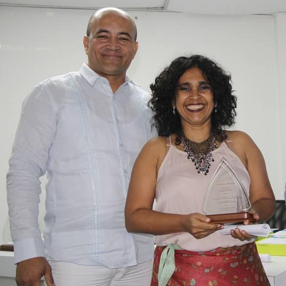 CECAR celebró el V Reconocimiento al Docente 2018