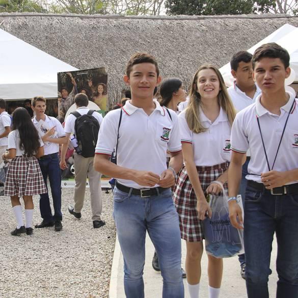 Feria Conaced en CECAR