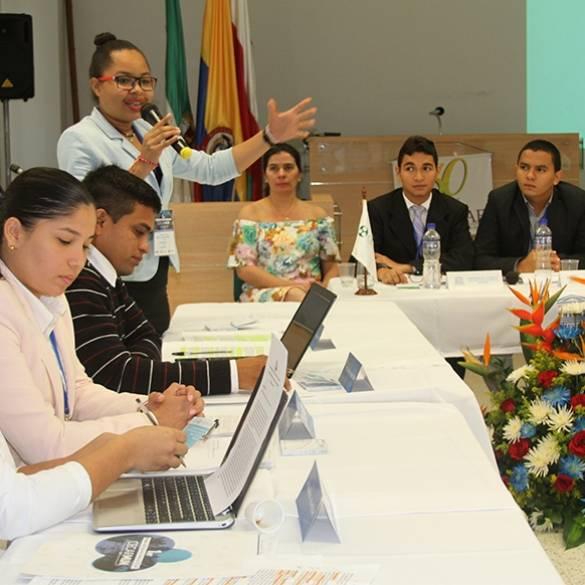 CECARMUN promueve que jóvenes participen en el desarrollo sostenible local