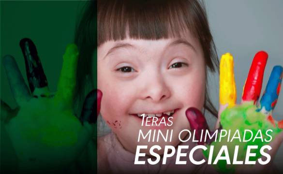 """1eras Mini Olimpiadas Especiales """"Río de…"""