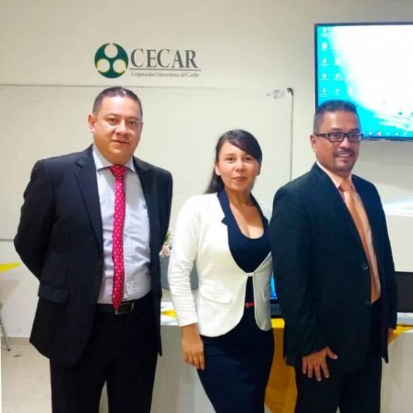 CECAR tendrá su espacio en la XI Edición de Cátedras en México