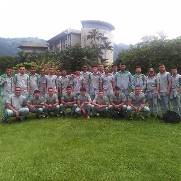 Movilidad académica en Antioquia