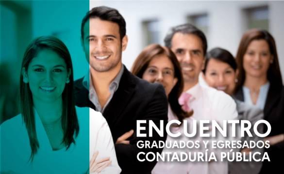 Encuentro Graduados y Egresados Contaduría Pública