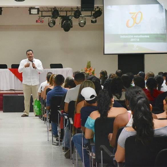 Fiesta académica en CAT Villavicencio