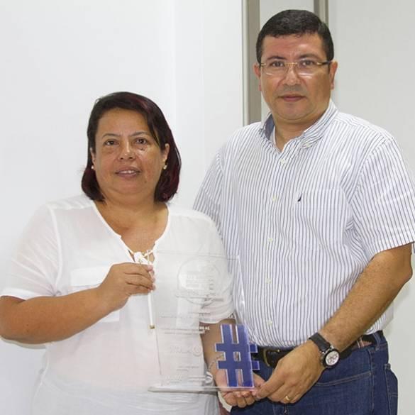 CECAR celebra premio de aplicación Noabs