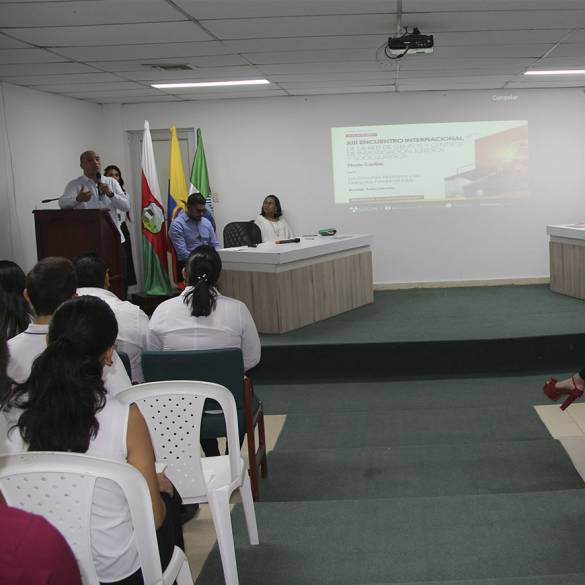 XIII Encuentro Internacional de Investigación Sociojurídica