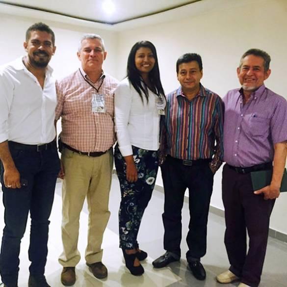 CECAR participó en III Seminario Internacional en Ciencias Ambientales SUE-Caribe