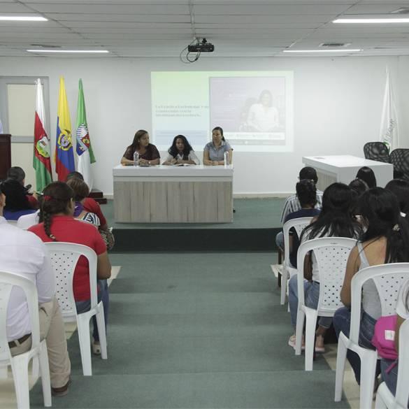 Conversatorio Mujer y Cultura en Sincelejo