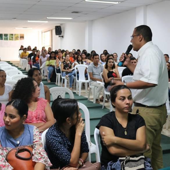 Docentes de Trabajo Social brindan espacios de reflexión