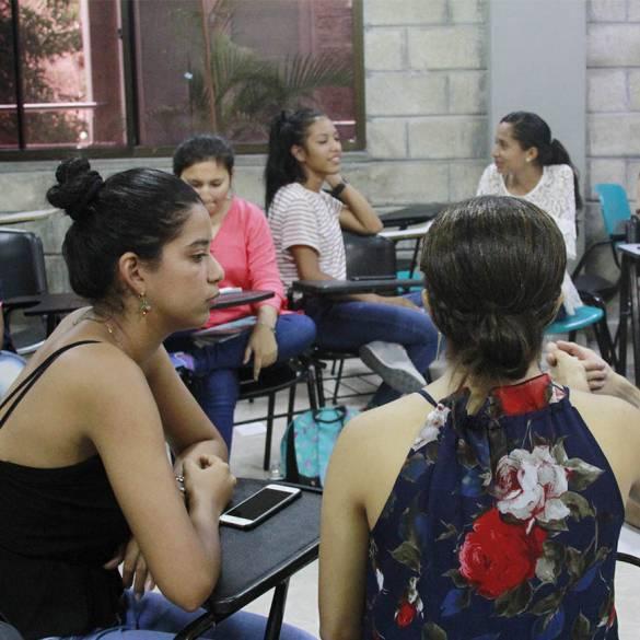 Club Conversacional de Inglés