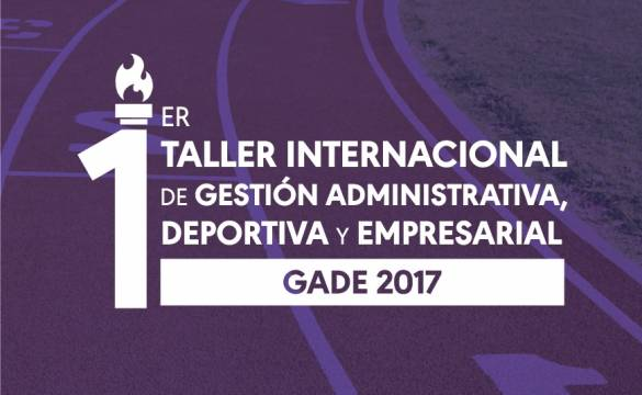 1er Taller Internacional de Gestión Administrativa,…