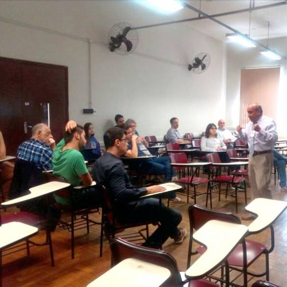 Extensión Montería participa en Coloquio en Brasil