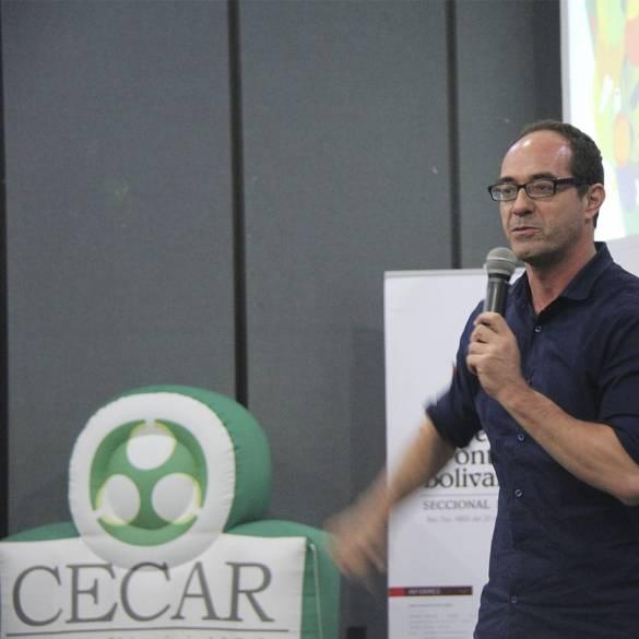 CECAR, presente en Innova Marketing