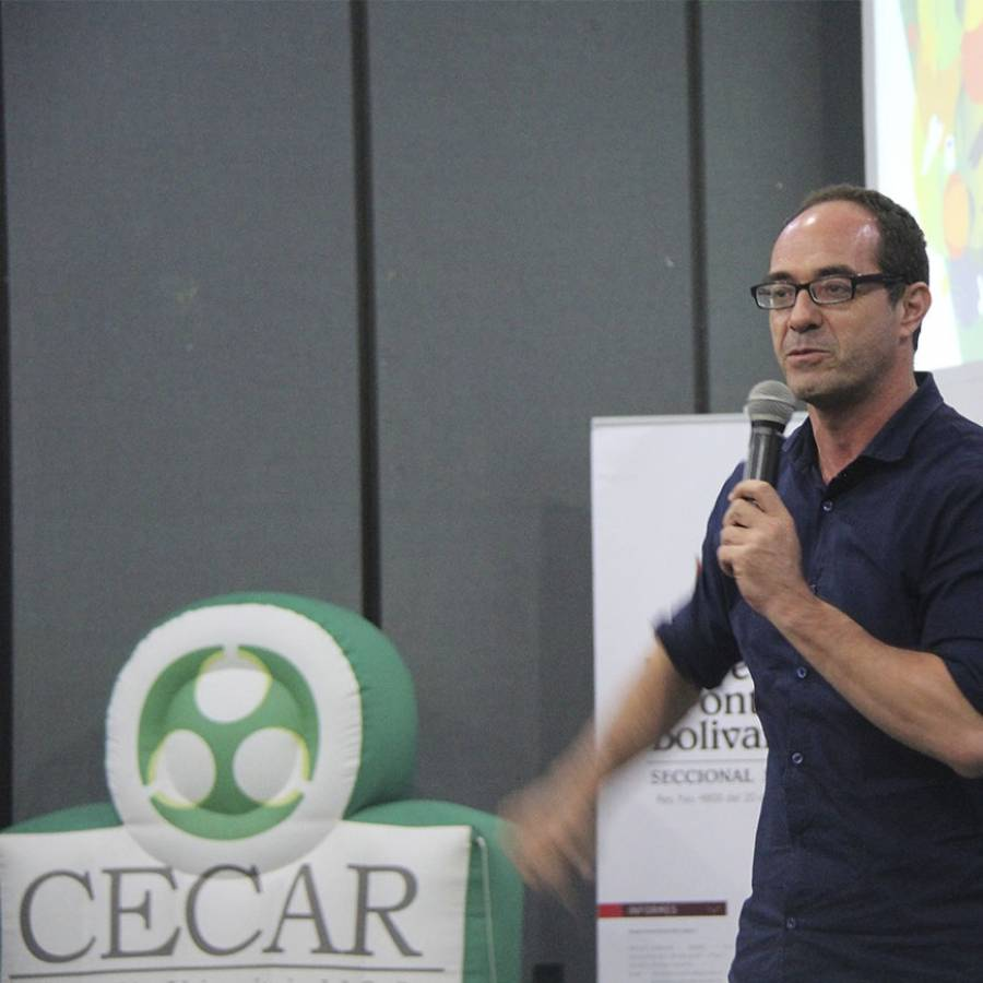 CECAR, presente en Innova Marketing